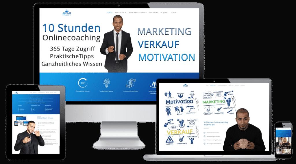 online marketing, verkauf, fitness ausbildung