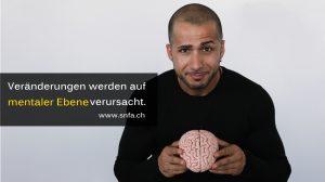 Gedankenkontrolle durch Mentaltraining