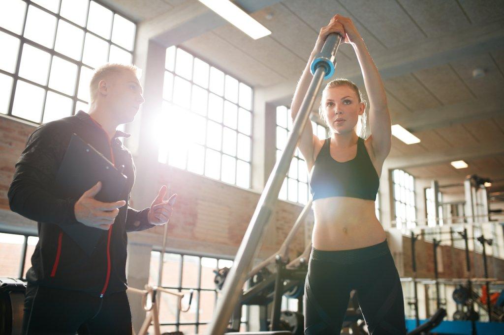 Fitnessinstruktor