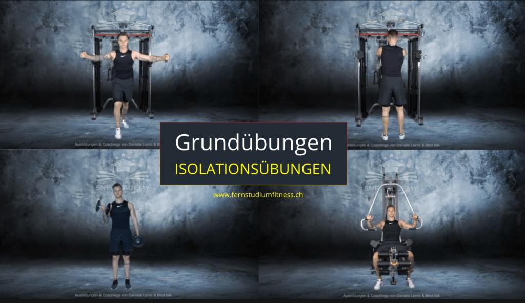 Fitness Grundübungen